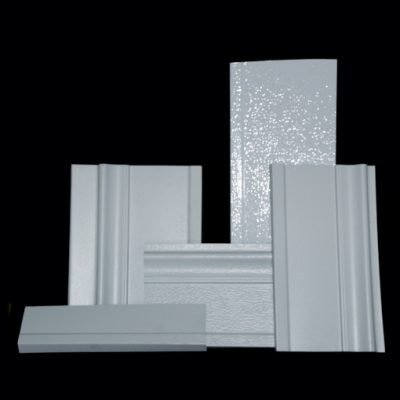 Various Styles of Fascia and Gable Covers - 0212