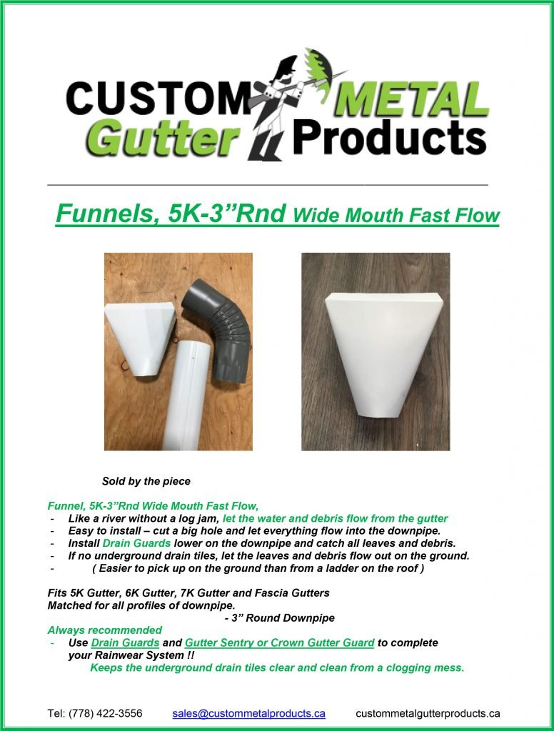Funnel-5K-3in-Rnd-Wide-Mouth-Fast-Flow-Fact-Sheet