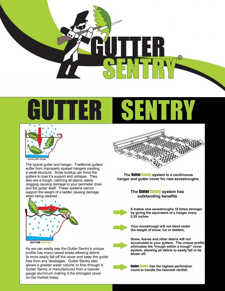 Guttter Sentry 8.5x11 Trifold Page 1